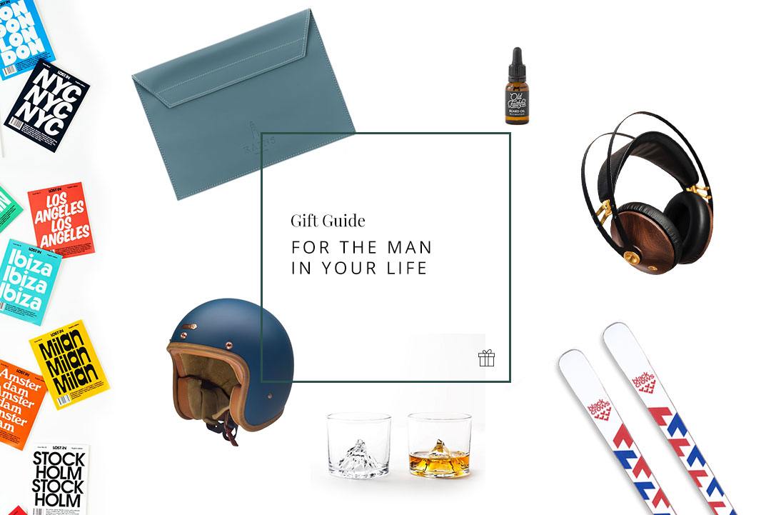 The Gem Picker has brought together a gift guide for the man in your life