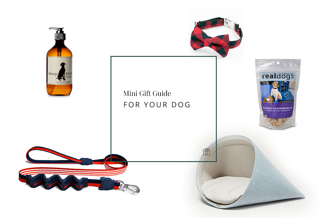 The Gem Picker has brought together a gift guide for dogs