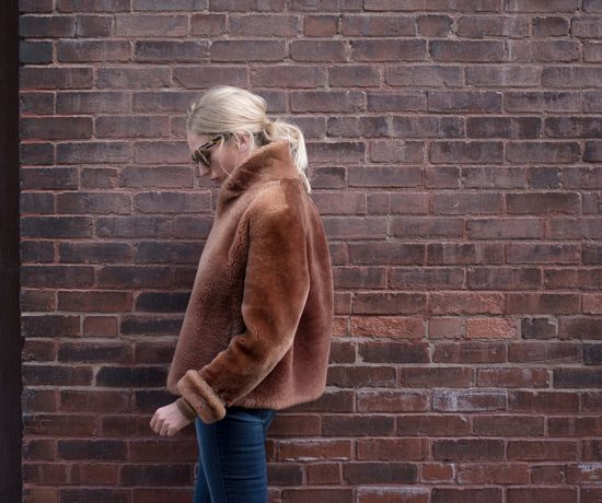 Faux fur bombers to enhance your winter look