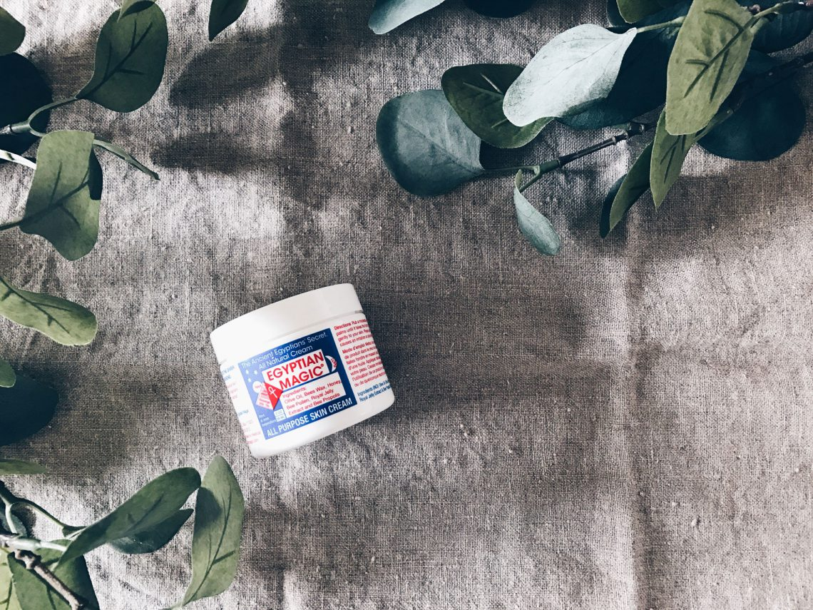 A cream that can deeply moisturize and heal every type of skin. It's magic