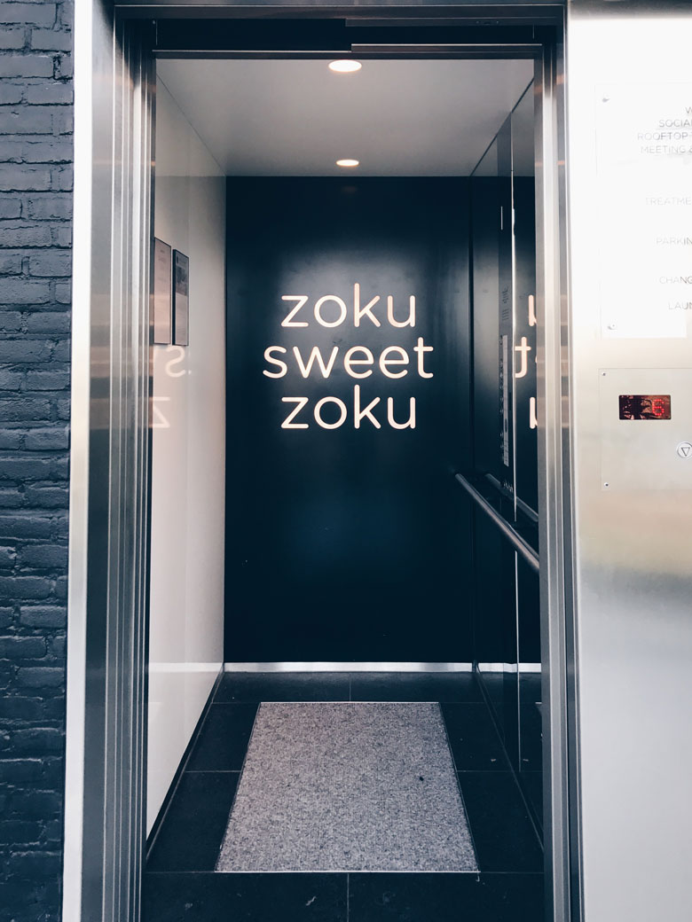 The Zoku hotel in amsterdam, a place were you can unwind and admire the most beautiful view