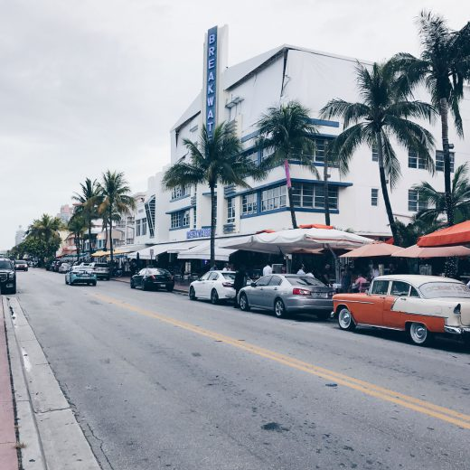 Art Deco - A taste of my week in Miami