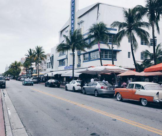 Art Deco - A taste of my week in Miami