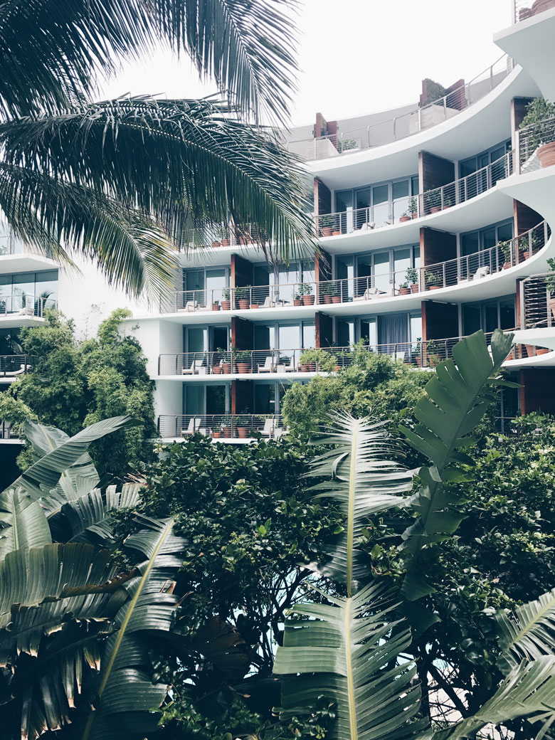 The Edition Hotel - A taste of my week in Miami
