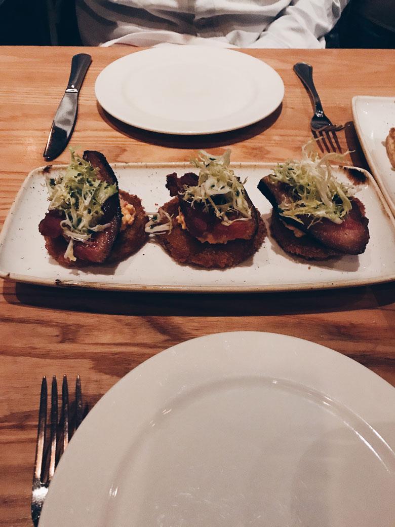 Miami Yardbird restaurant - A taste of my week in Miami