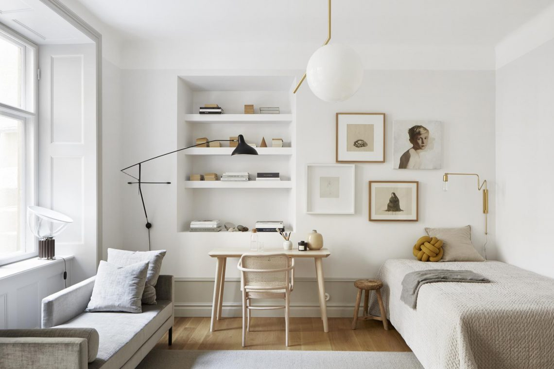 4 Fundamentals To Make Your Small Apartment Look Ger