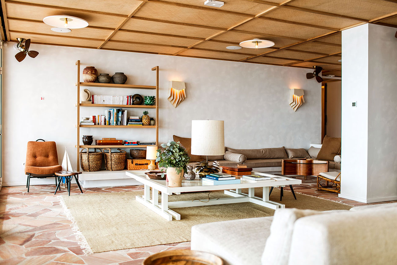 recreate that mid century modern look starting with this french riviera hotel