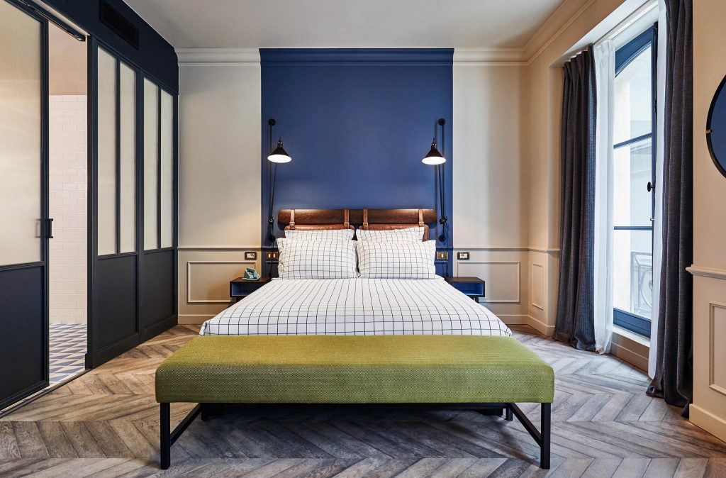 6 decor ideas to steal from the Hoxton Hotel in Paris