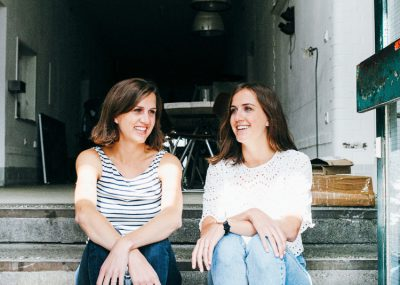 Meet Marin et Marine'ss makers the twin Caroline and Valérie and get access to all their Berlin favorite finds