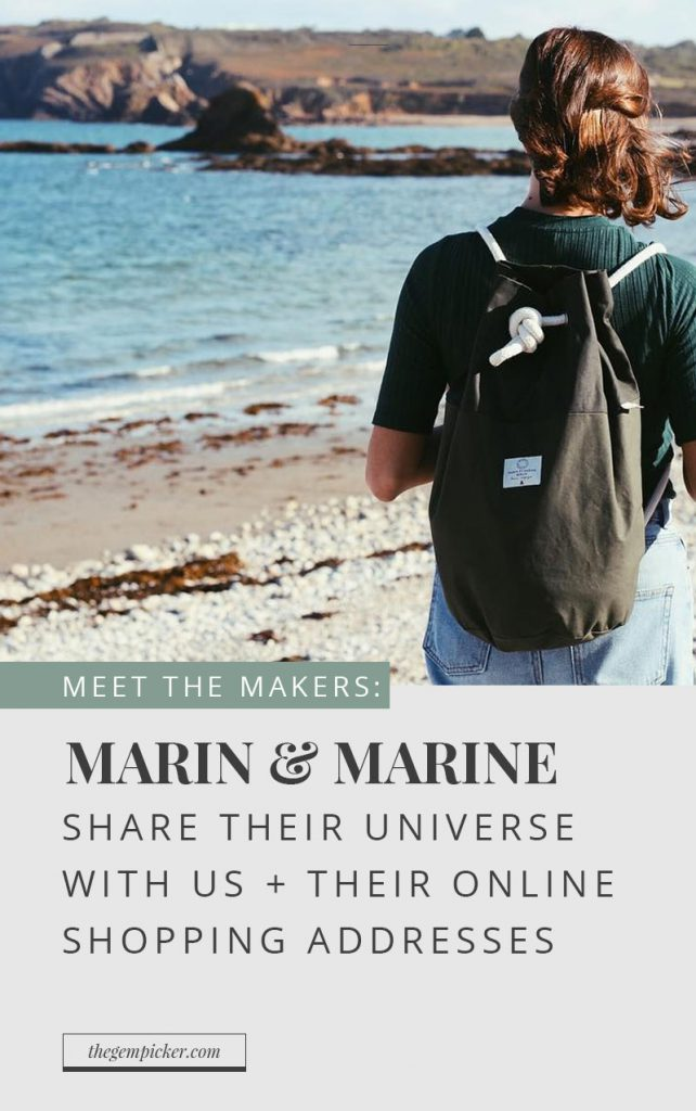 Meet Marin et Marine's makers the twin Caroline and Valérie and get access to all their Berlin favorite finds