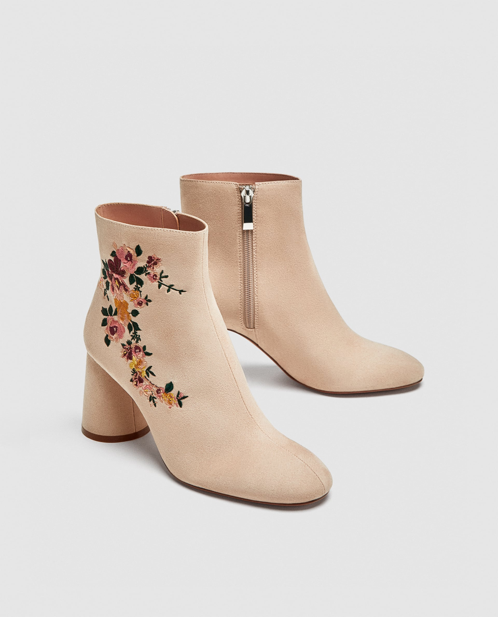 7 past trends - A shopping selection - zara boots