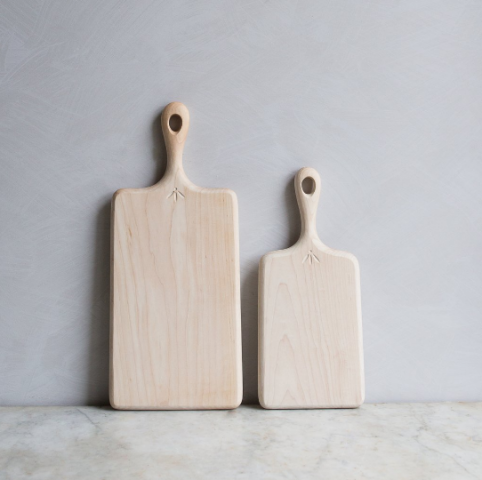 maple cutting board by ingredients ldn slow living the gem picker