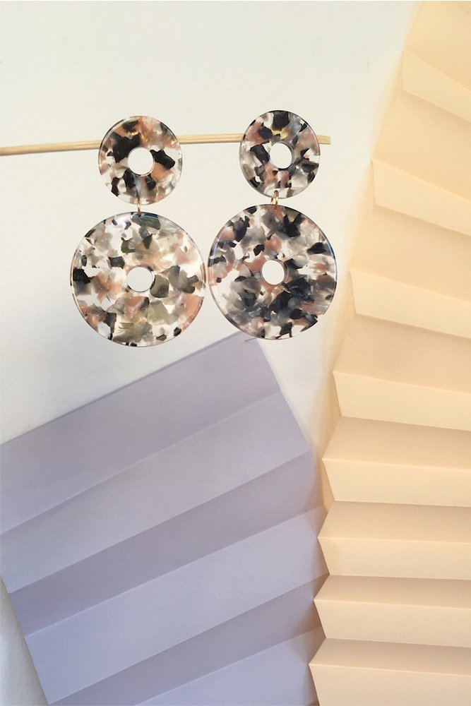 earrings by apres ski slow living the gem picker