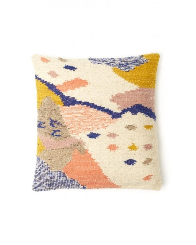 handmade pillow by minna slow living the gem picker
