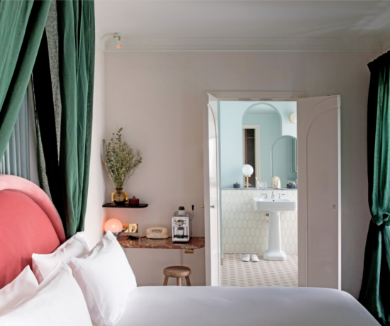 15 items to make your bedroom look just like this Paris Boutique hotel. Read on