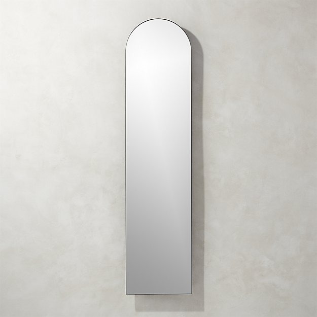 Get the look: Paris boutique hotel, Grands Boulevards - Arched mirror