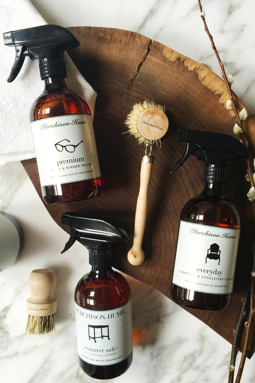 Murchison-Hume Everyday Furniture Spritzer spring cleaning - The Gem Picker