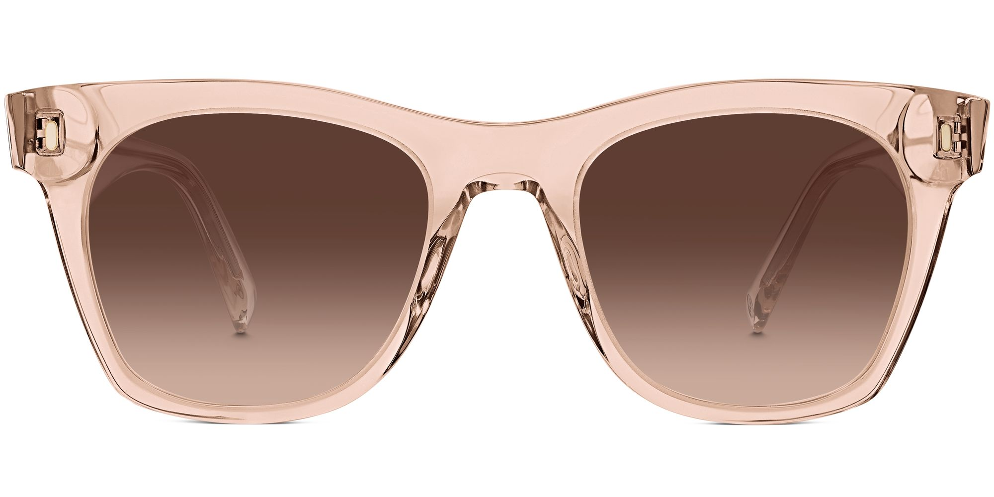 Hunt Large Sunglasses - Warby Parker spring cleaning - The Gem Picker