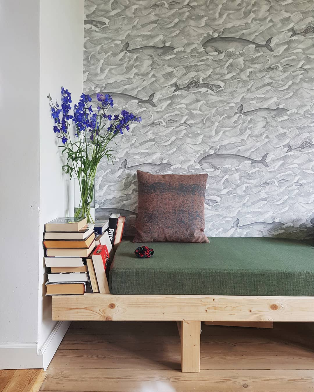 6 types of daybeds: the built-in