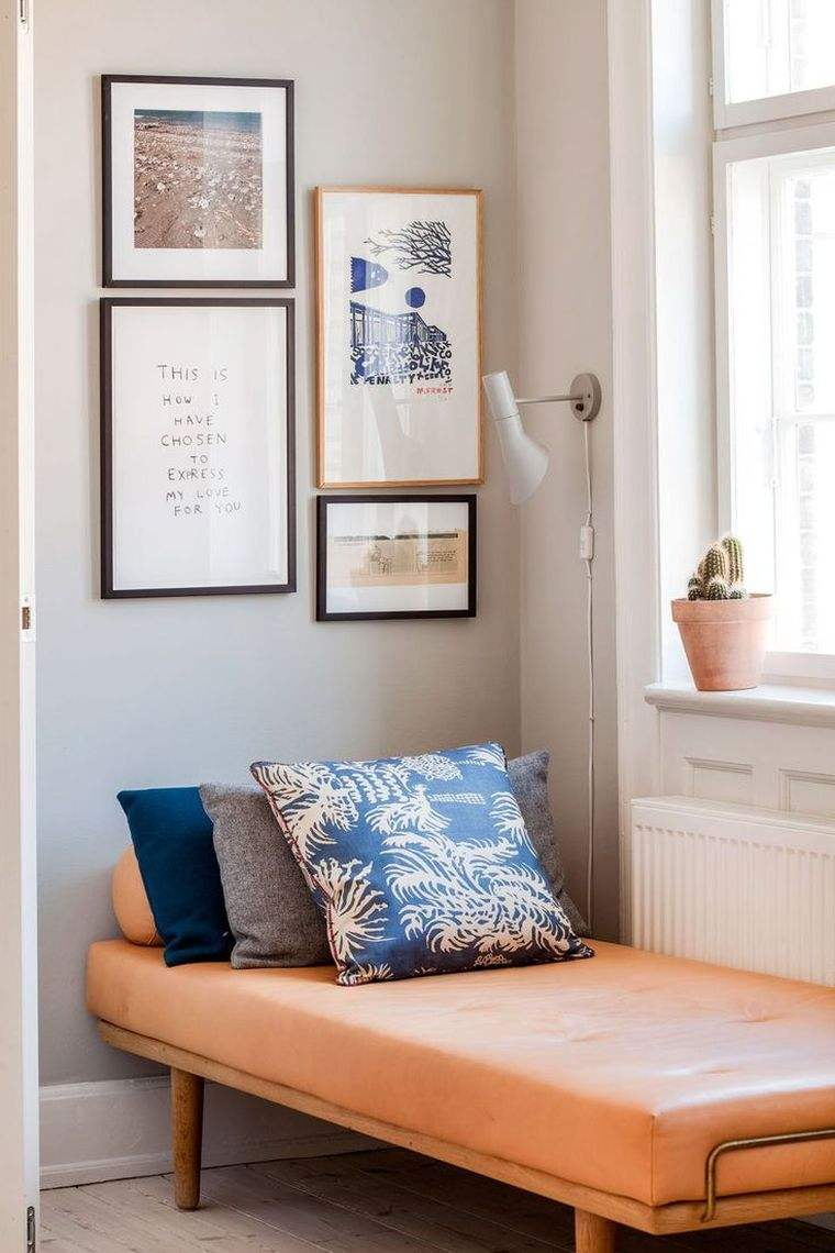 6 types of daybeds: the flat one