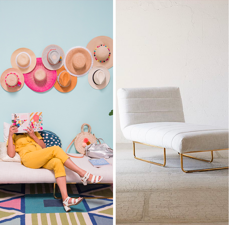 6 types of daybeds: the lounger