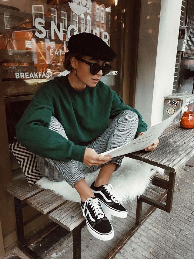 Cotton sweatshirt: 6 ways to style it