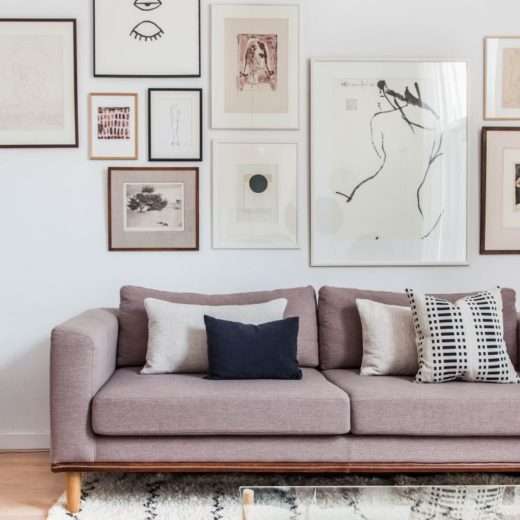Gallery wall - 5 online shops you need to know