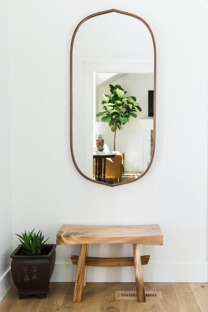 entryway mirror