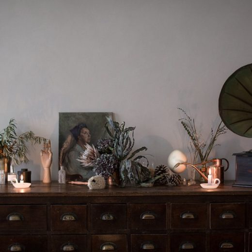 mindful home: the living room