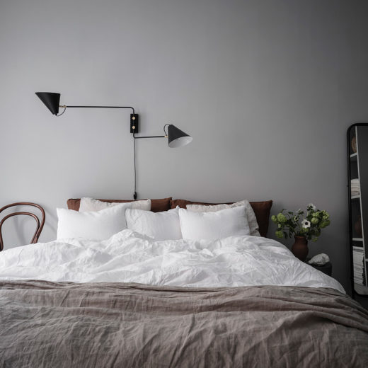 How to style your bed the relaxed way